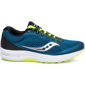 saucony Clarion Shoes Men, marine citron